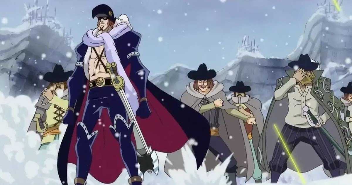 One Piece: 10 Marines Who Could Become Fleet Admiral - One ...