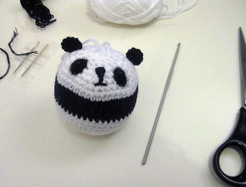a panda for yumi