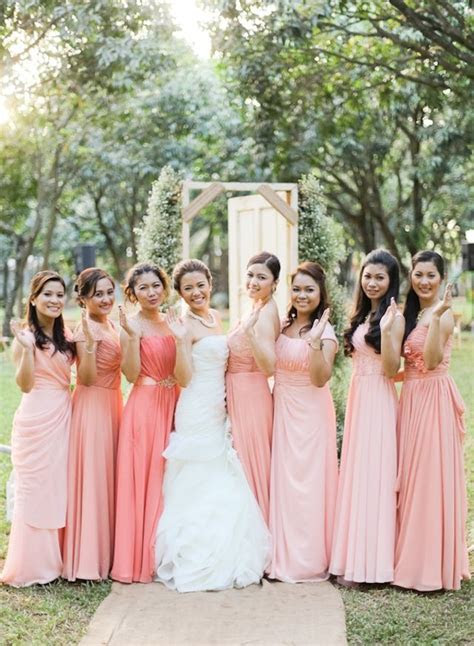 64 best Peach & Coral Wedding images on Pinterest