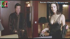 Soraia Chaves nua no filme Callgirl