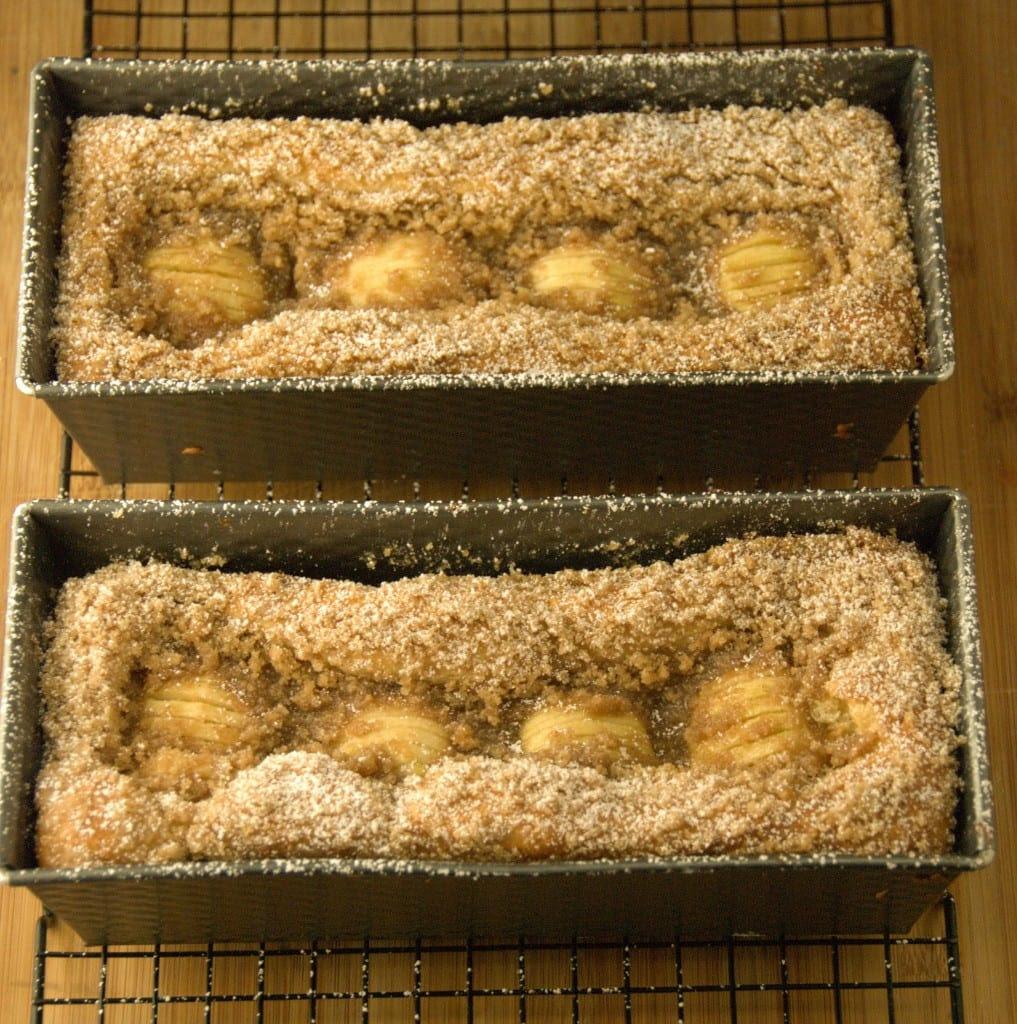 Apple Kuchen 2 1017x1024 Apfelkuchen ( Bavarian Apple Cake) for #TwelveLoaves