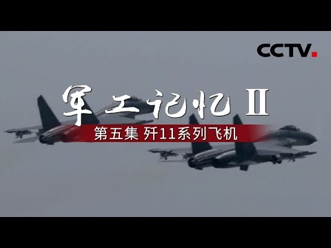 Documentary on the development of Chinese J-11B