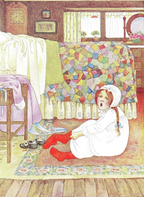 Illustraties Amy Millicent Sowerby (1878-1967) (92 werken)