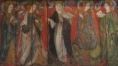 Arbroath Abbey: women saints