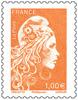 timbre 1eur