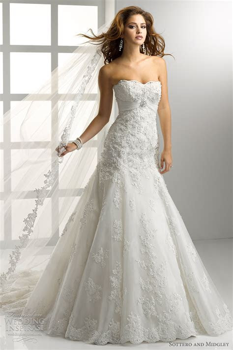 Sottero and Midgley Wedding Dresses 2012   Wedding Inspirasi