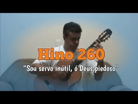 Hino 260 Partituras CCB - HINÁRIO 5