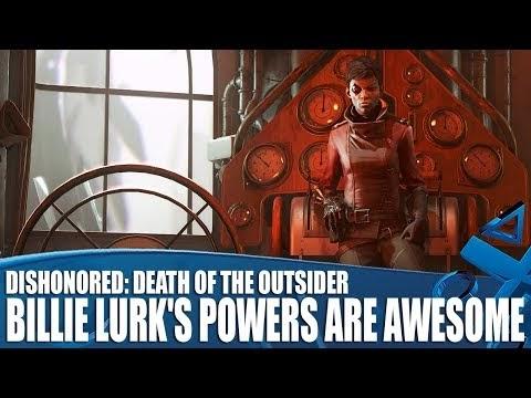 شاهد 12 دقيقة من لعبة Dishhonored death of the outsider