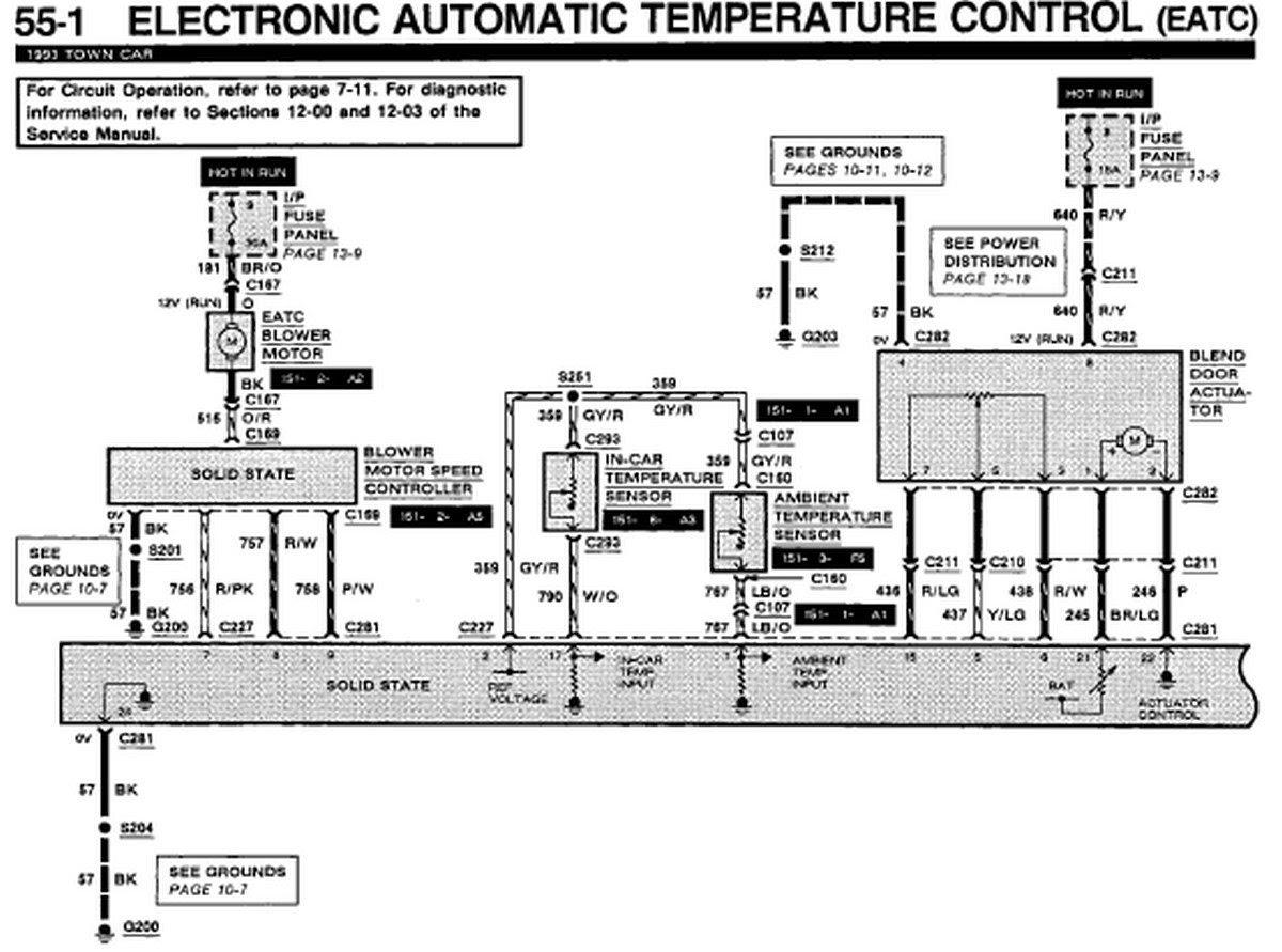 Diagram 1988 Lincoln Town Car Wiring Diagram Hvac Full Version Hd Quality Diagram Hvac Diagrammeansy Csoalastrada It