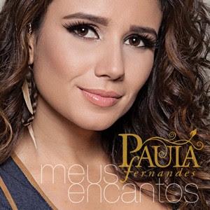 A capa do disco 'Meus encantos' (Foto: Divulgação)