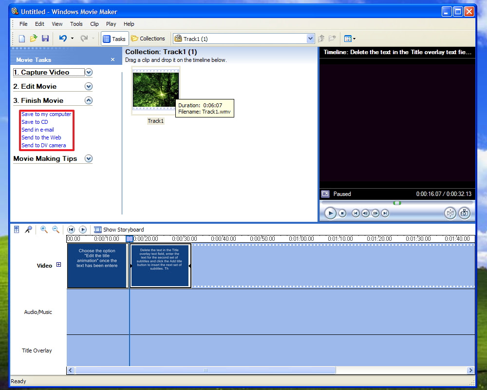 How to Add Subtitles to a Movie in Windows Movie Maker: 8 Steps