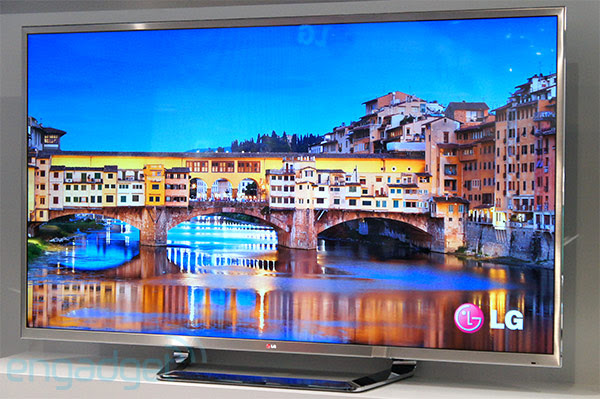 Handson with LG's 84inch UD 3D TV