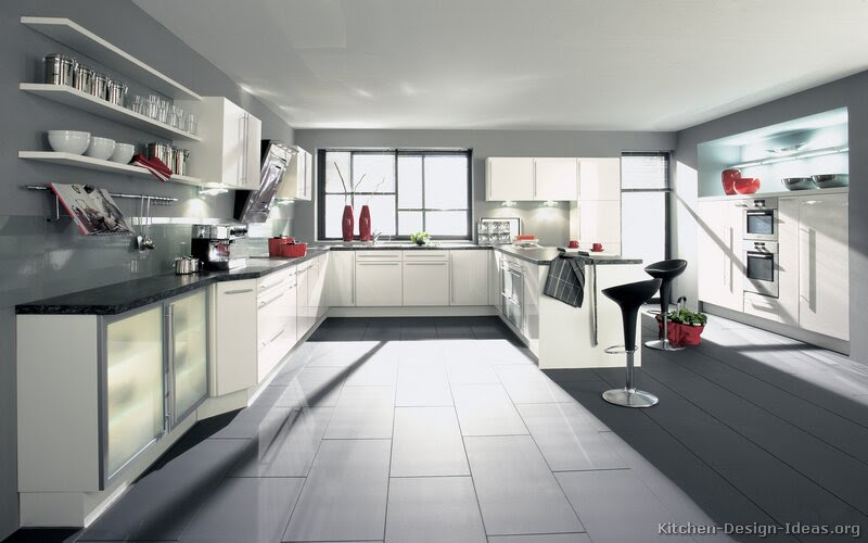 Pictures of Kitchens - Style: Modern Kitchen Design ...