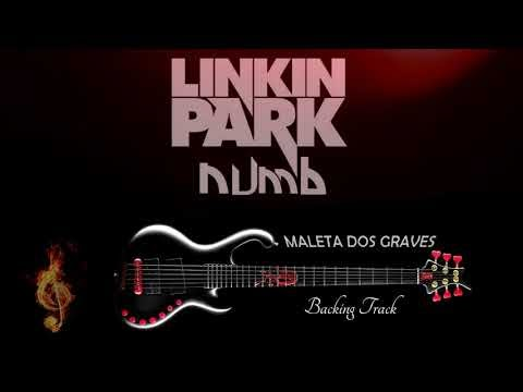 Backing Track pra Contra Baixo -   NUMB - PLAY ALONG