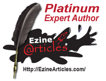 Tony Lajuan Alexander, EzineArticles Platinum Author