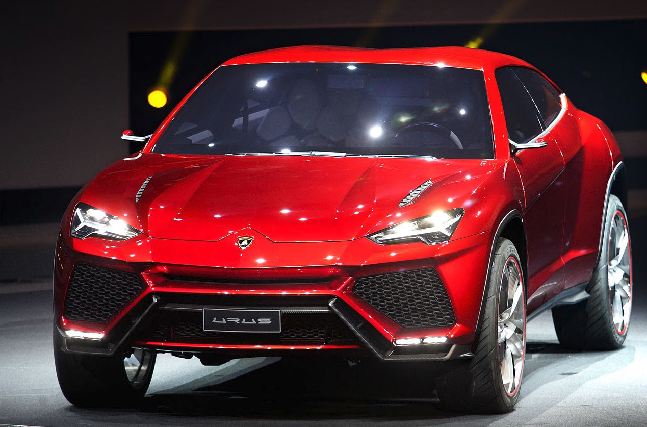 The New Lamborghini SUV coming to you in 2018 | DudeLiving