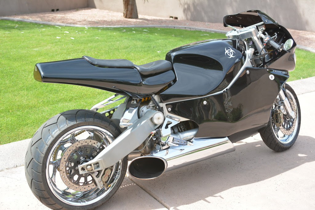 Turbo Motorcycle Eng