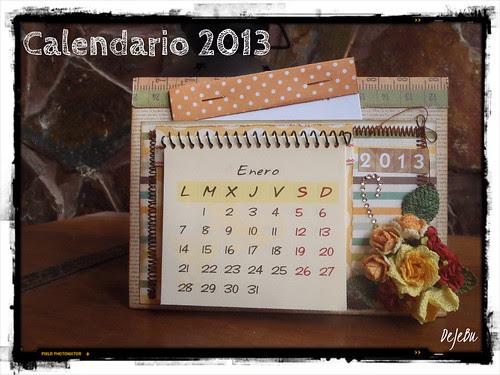 CALENDARIO 2013 01