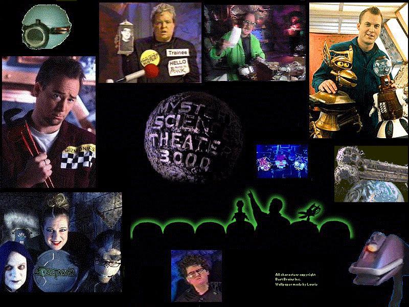 Mystery Science Theater 3000 - mystery-science-theater-3000 Wallpaper