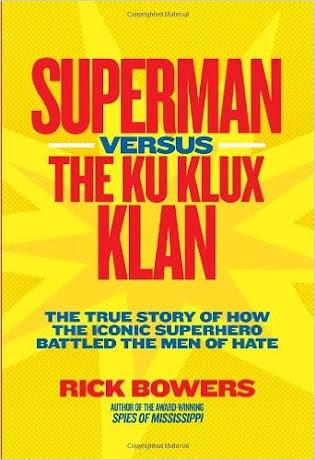 YA Novel Film Adaptation, SUPERMAN VS. THE KKK, Is In Development