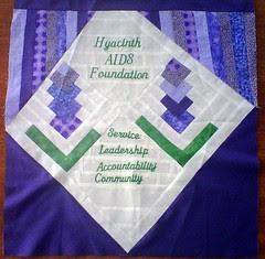 Hyacinth SquareFinished