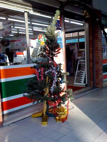 營養不良聖誕樹@小七