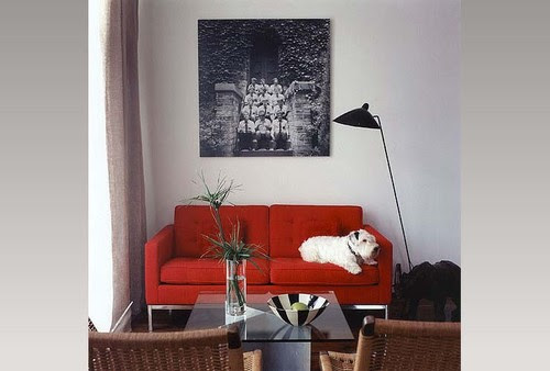 CrystalTech - [ Roger Hirsch Architect ] eclectic living room