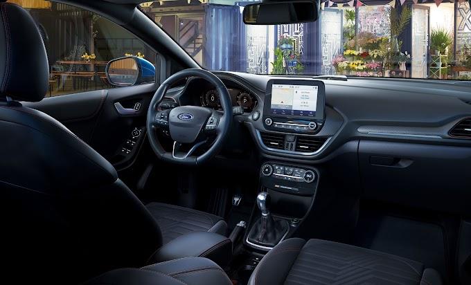 Yepyeni Ford Puma: Şehirli Bir SUV!