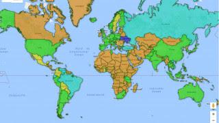 Karte: Welche Länder haben Gesetze für Open-Source-Software?