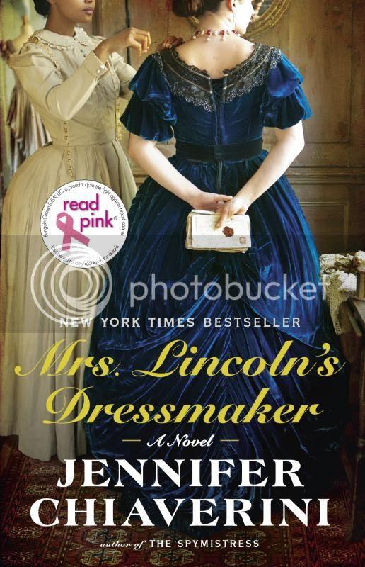 Mrs Lincolns Dressmaker Cover