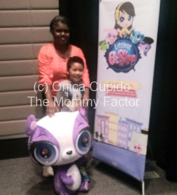 Littlest Pet Shop NYC Premiere Party
