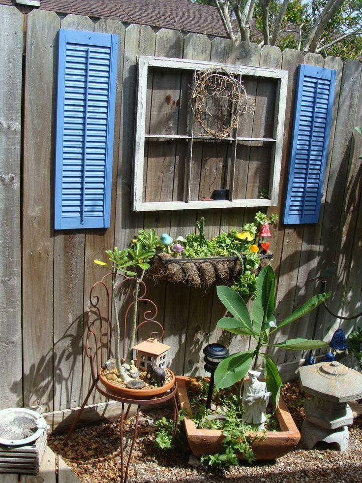 Pinterest Fence Decorations
