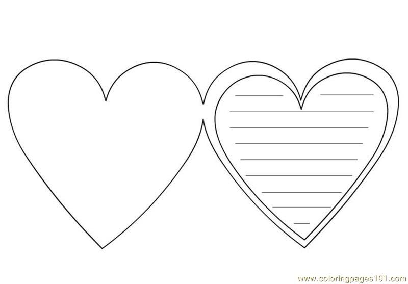 111 Dessins De Coloriage Coeur à Imprimer Sur Laguerchecom Page 2