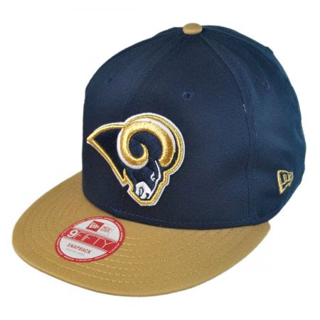 New Era St Louis Rams NFL 9Fifty Snapback Baseball Cap NFL Football Caps