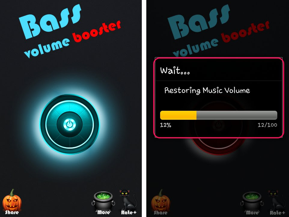 Aplikasi bass volume booster android gratis