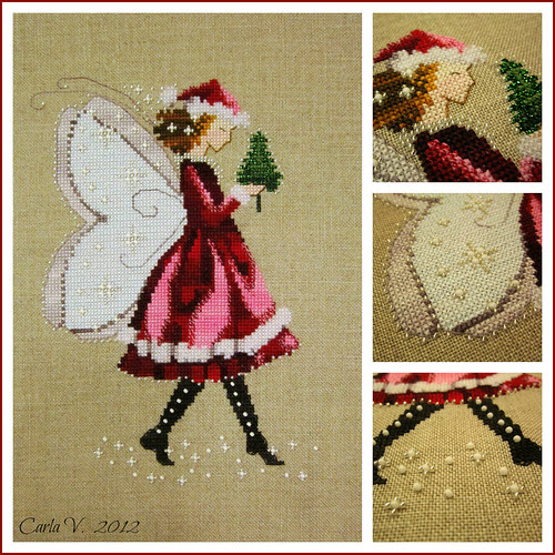 Christmas Elf Fairy