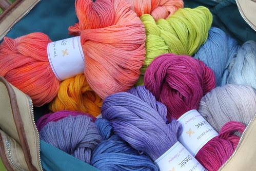 Yarn Adventures