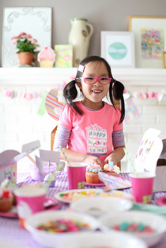 Lilah's 6th birthday party