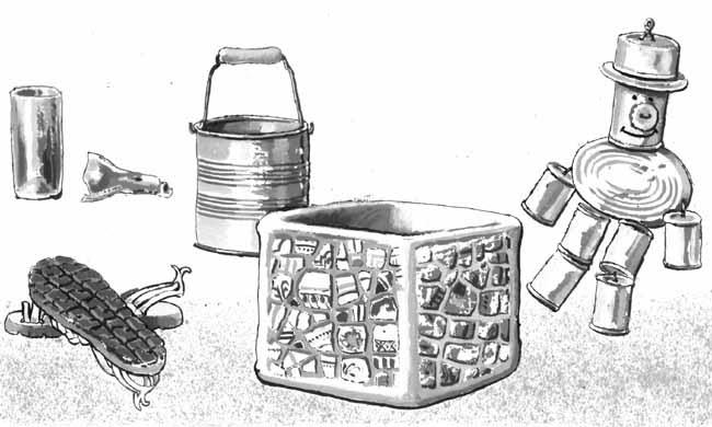 Basura Inorganica Dibujos Para Colorear Fondos De Pantalla