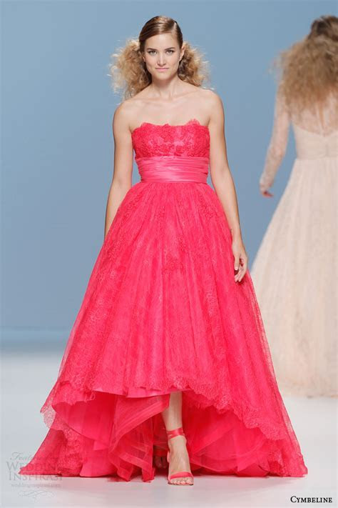 Cymbeline Bridal 2015 ? Colored Wedding Dresses   Wedding