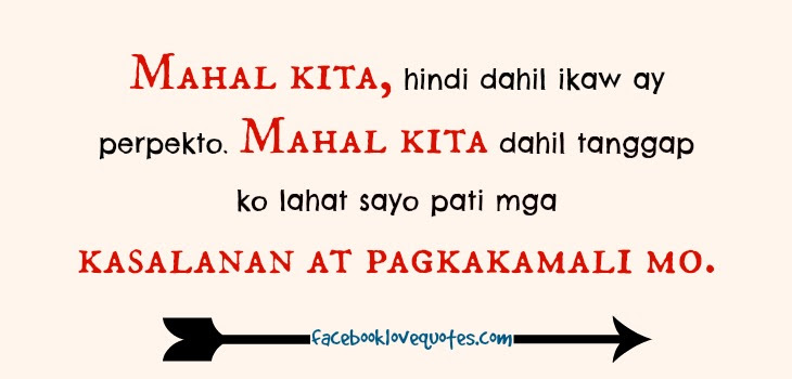 latest love quotes for him tagalog kilig love quotes