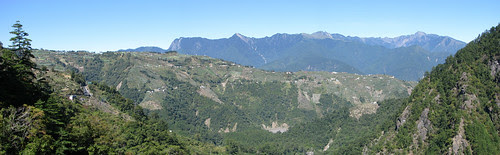 Panorama of Lishan
