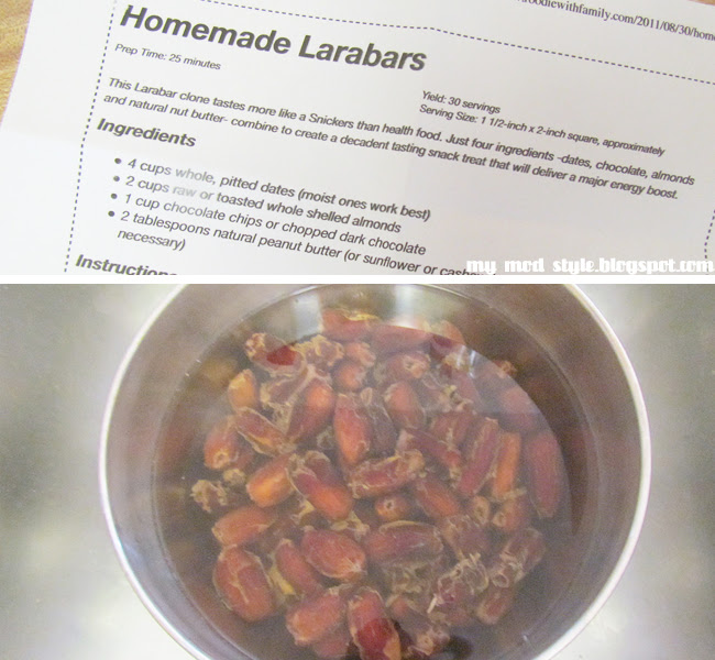 RECIPE Homemade Lara Bars3