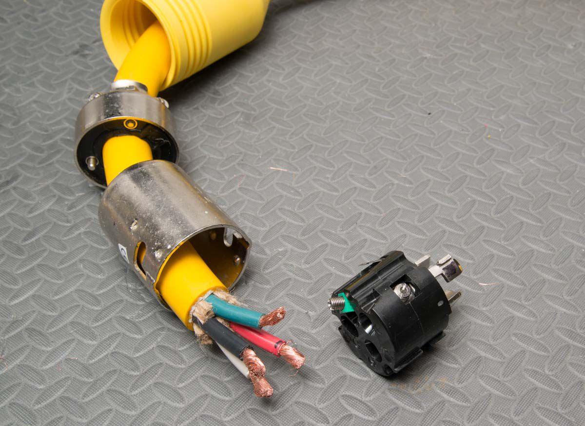 50 Amp 240v Schematic Wiring