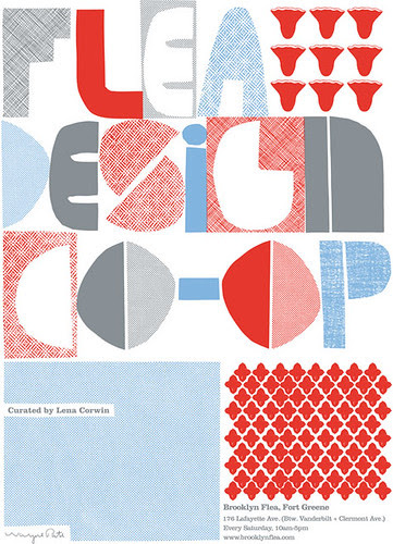Flea Design Co-Op Poster Final