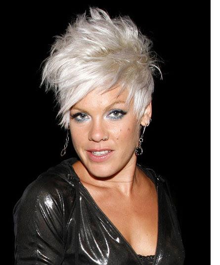 Aktuelle Frisur Pink Steckfrisuren