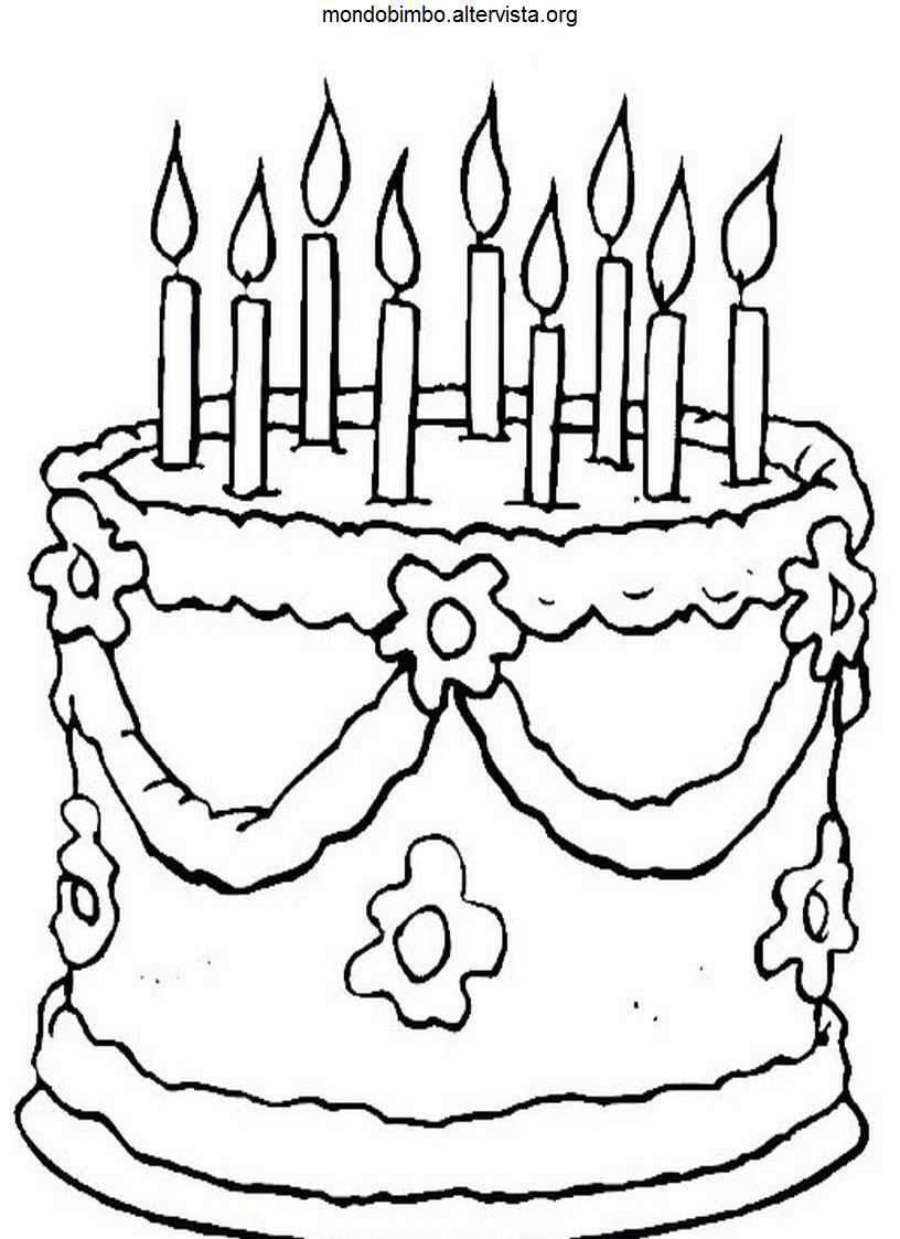 Super Zuppa ricetta: Disegni su torte di compleanno RC18
