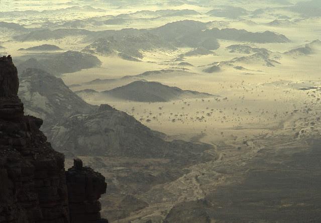 Panorama da Jabbaren