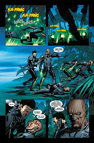 WOLVERINE: WEAPON X #3 page 6