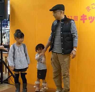まごの日ファッションショー,子供服秋冬ファッション,秋冬ファッション2011,ファミリア,ポンポネット